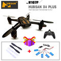Free Shipping! Upgraded H107L Hubsan X4 Plus H107P 2.4G 4CH RC Quadcopter Drone+Blades+Battery