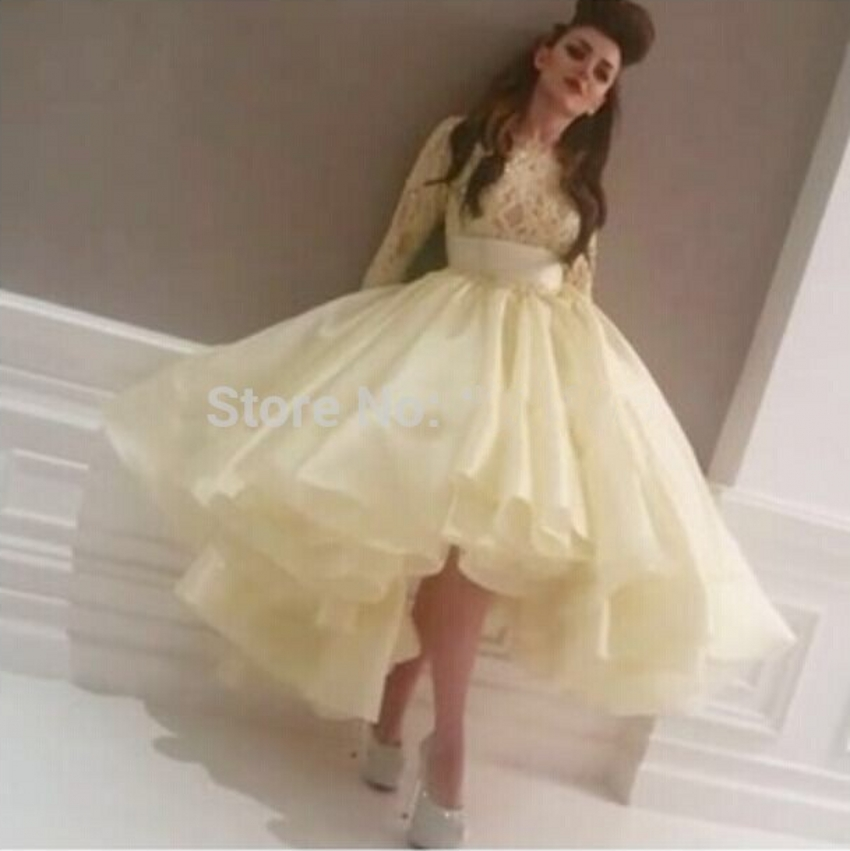 Compare Prices on Yellow Ball Gown Dresses- Online Shopping/Buy ...