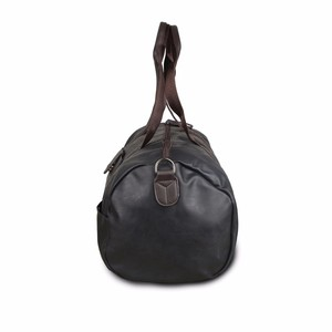 Image 4 - PU skórzane męskie torby podróżne codzienna torba na ramię marka mężczyźni torba torebka Tote Travel torba worek Vintage Sac De Voyage