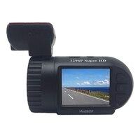Mini 0805 P Voiture Dash Caméra 1296 p 30fps H.264 WDR GPS DVR Greffier Vidéo Parking Capteur Basse Tension Protection condensateur