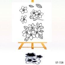 ZhuoAng  New design cutting mold / DIY scrapbook album decoration paper embossing process STCD-728