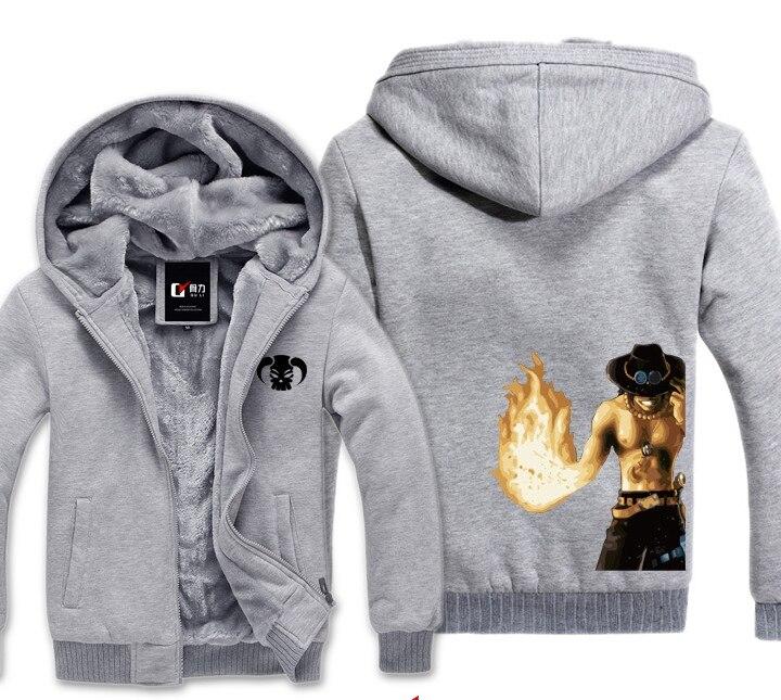 Зимние толстовки Мужская одежда уличная модная мужская толстовка теплая флисовая куртка с капюшоном Sudadera Hombre пальто 173511 - 3