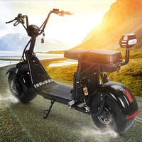 New Harley electric motorcycle/Super long endurance electric scooter/Harley car with a rear case/with a variety of design Electr