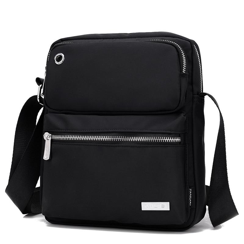 Men Nylon bag 2017 New fashion men's shoulder & Crossbody Bags high quality casual messenger bag men's travel small bags цена