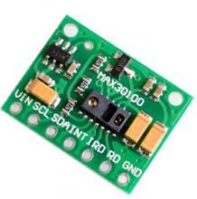 Frete Grátis sensor de frequência cardíaca MAX30100 taxa de pulso de oxigênio no sangue arterial módulo módulo sensor de oxigênio