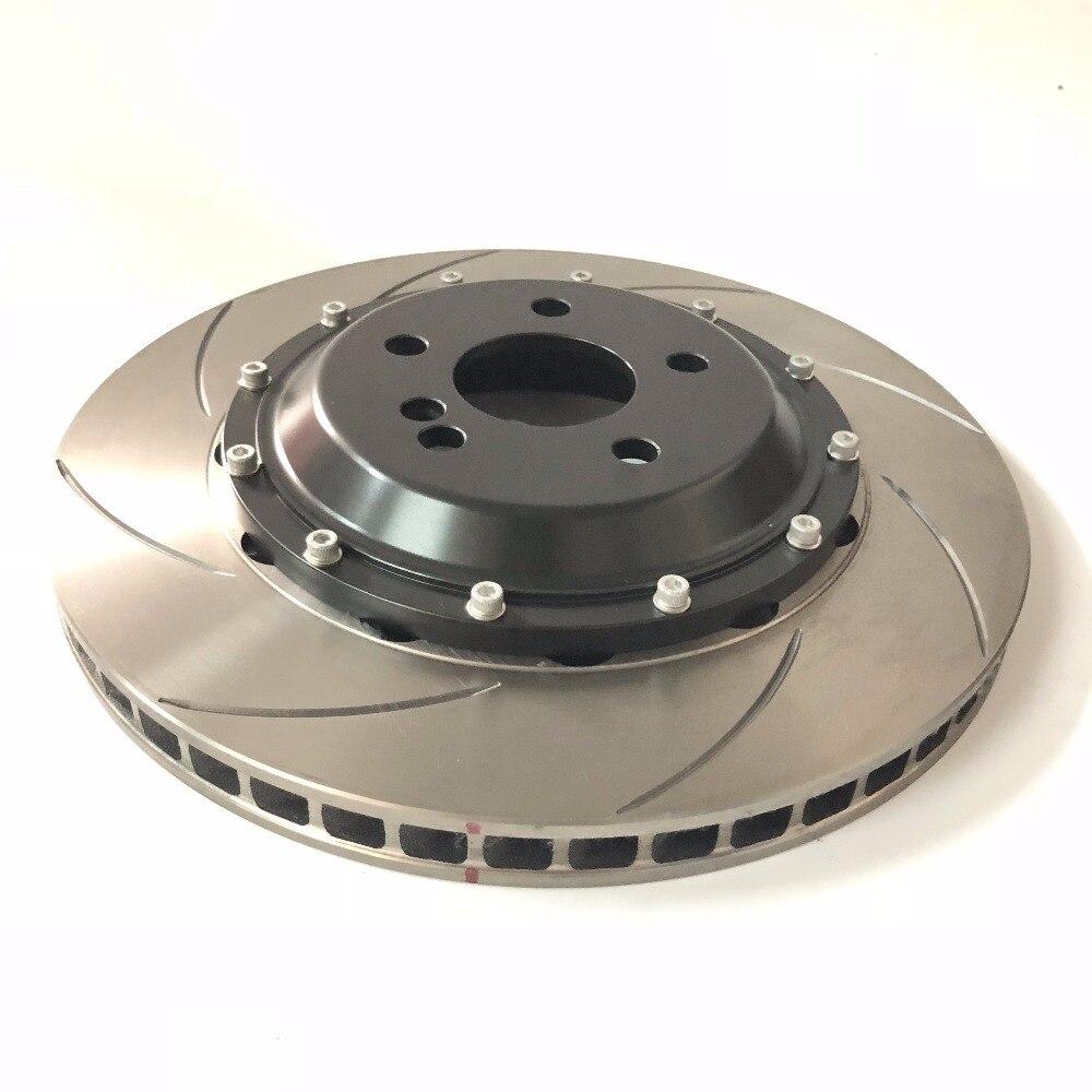 Jekit Brake disc 300*24mm with center cap PCD 4*100 center hole 61mm for Honda Civic EG 92 95 front