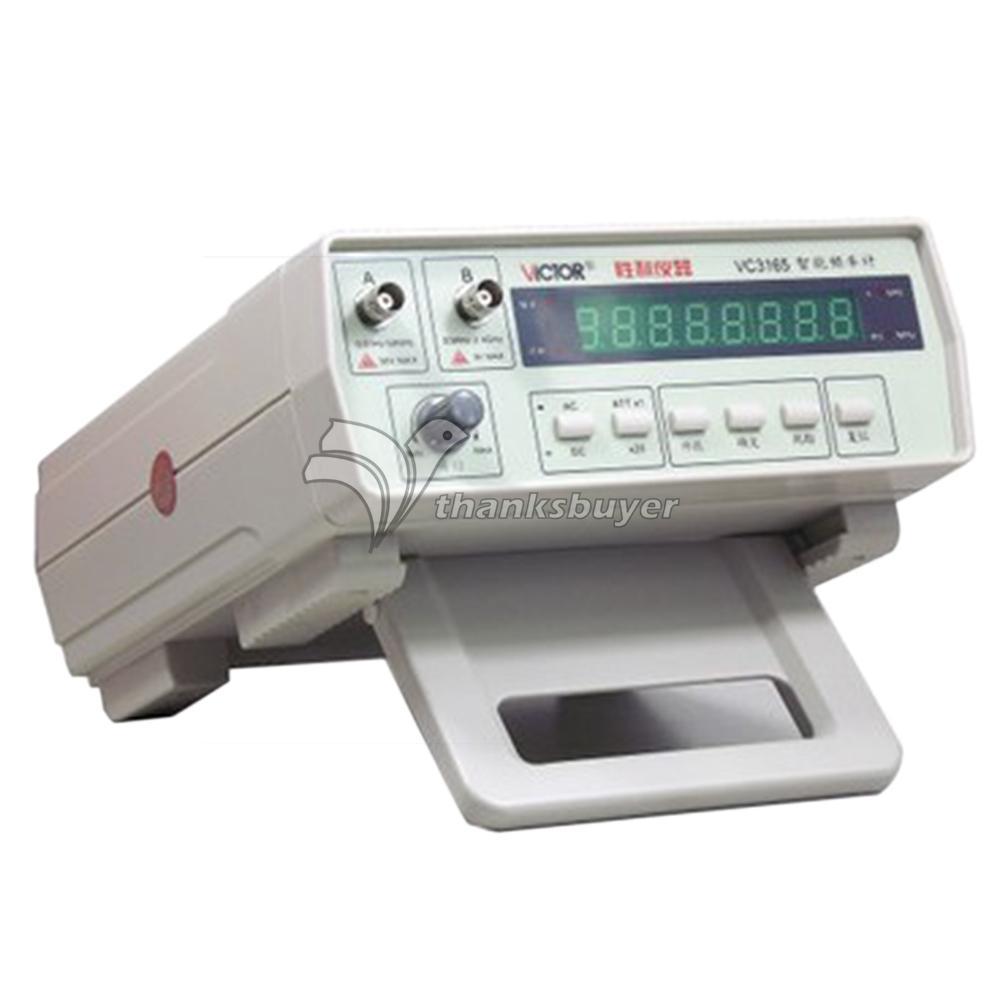 частотомер Vc3165 инструкция - фото 9