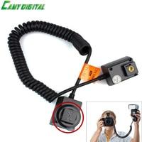 Godox 3M Off Camera Flash Speedlite TTL Cable Shoe Sync Cord For Nikon DSLR Cameras