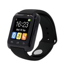 Smartwatch bluetooth smart watch u80 für iphone ios android smartphone tragen uhr tragbares gerät smartwach pk u8 gt08 dz09