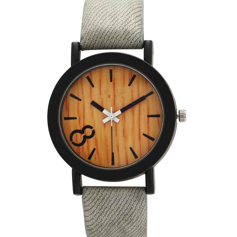 Superior Ženski muški neutralni jednostavan modni kožni kvarcni - Ženske satove - Foto 3