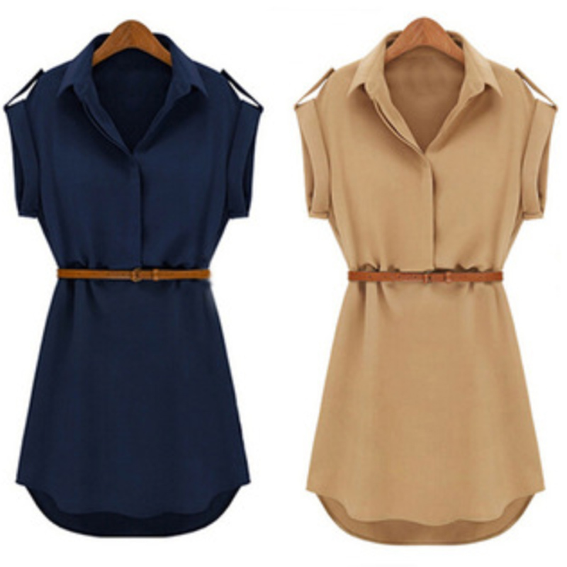 Online Get Cheap Khaki Shirt Dress -Aliexpress.com | Alibaba Group