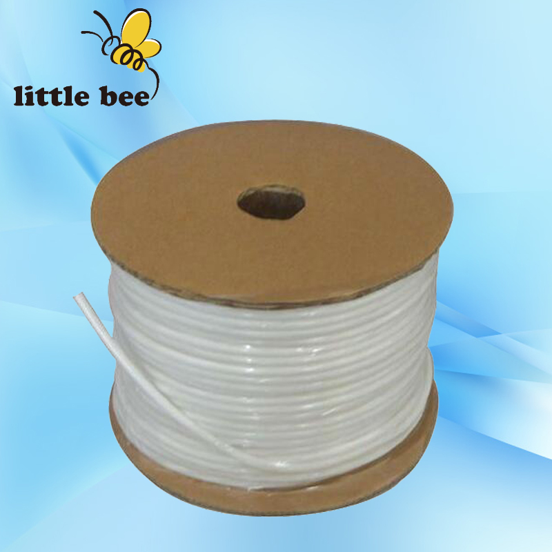 Free shipping PVC tube PVC sleeve for tube printer wire marking machine cable ID printer electronic