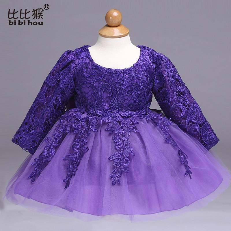 Tienda Online Infantil del bebé de la flor del vestido de la ...