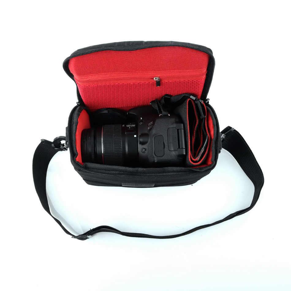 Sacchetto Della Macchina Fotografica Della Cassa Della Spalla per Canon Eos M100 M10 M5 M3 M6 M50 M2 SX540 Hs SX530 SX520 G1XII SX410 SX430 SX420 È SX500 SX510 SX60
