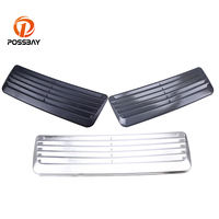 Car Styling Stickers ABS Car Decorative Air Flow Intake Scoop Turbo Bonnet Vent Cover Hood Grills