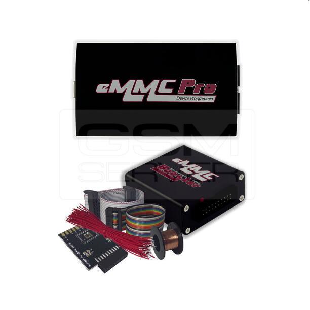 2016 le plus récent Original emmc Pro boîte & EMMC PRO boîte édition avec eMMC Booster outil livraison gratuite