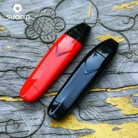 Suorin Vagon Pod Kit with 2ml Cartridge & 430mAh Battery & LED V Shaped Fire Button MTL Vape Starter Kit E cigarette Pod System
