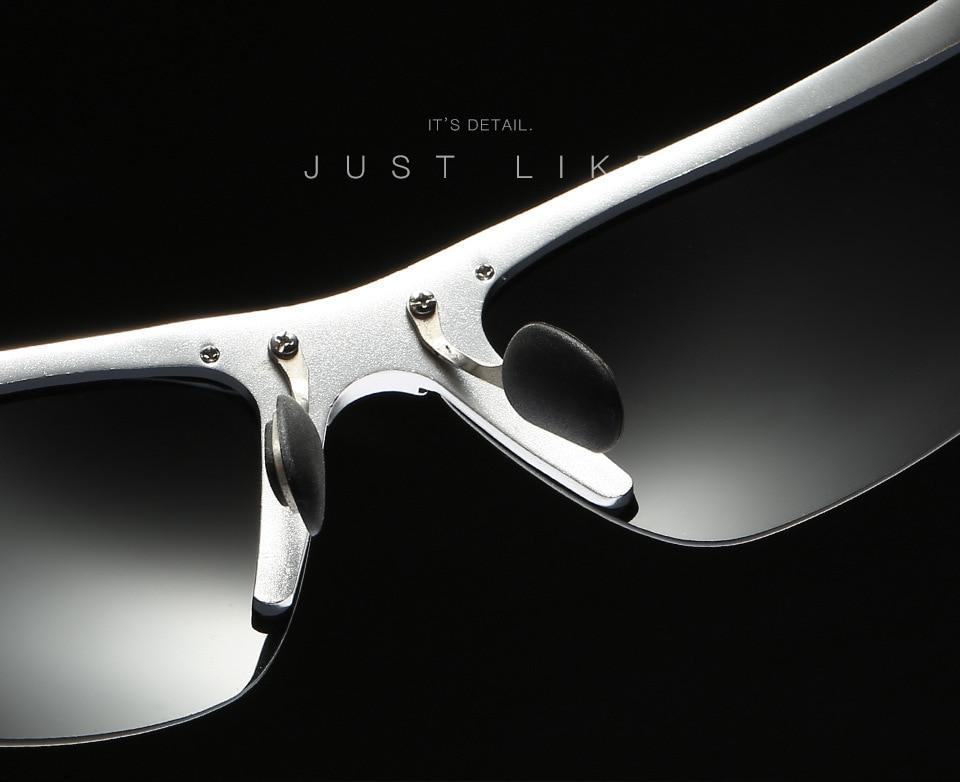 Bruno dunn 2020 Men Sunglasses Polarized uv400 high quality oculos de sol masculino oversized sunglases lunette soleil homme 4