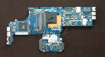Original 595764-001 Motherboard Fit for HP Elite Book 8540p 8540w series Notebook PC mainboard,  100% working