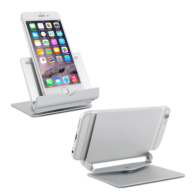 Universal Aluminum Tablet Holder Stand For Ipad Smartphone Metal Desk Cradle Adjule Angle Iphone
