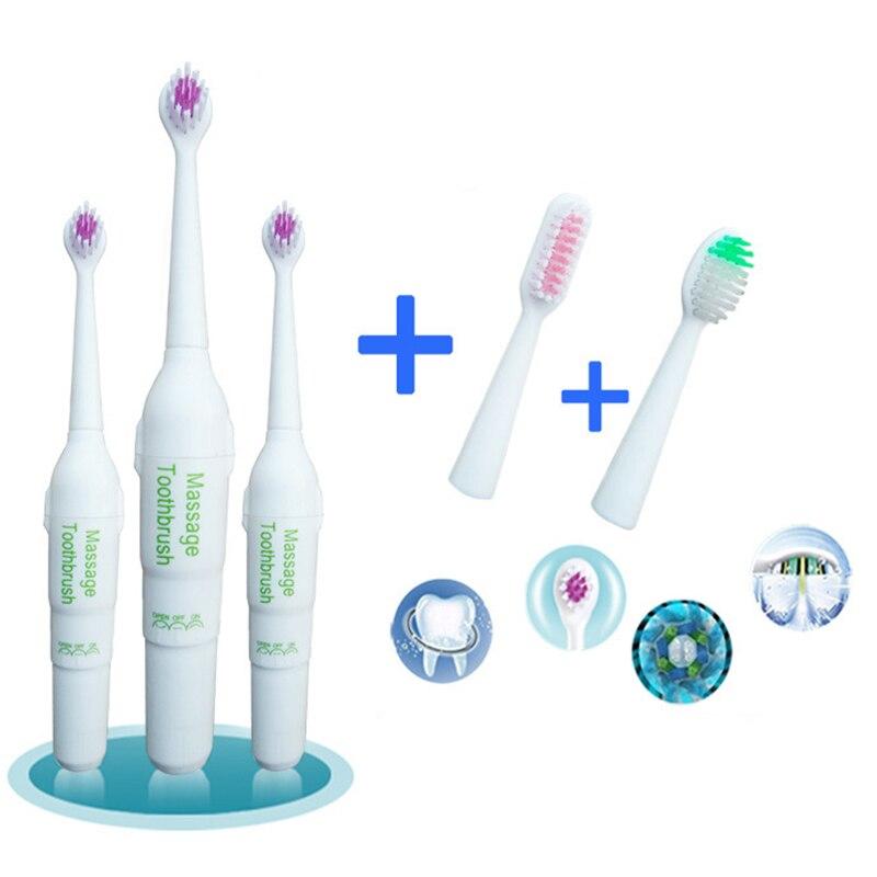 Профессиональный уход за полостью рта Точная Чистящая электрическая зубная щетка мощная зубная щетка