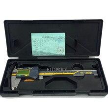 Терма точность 0,005 мм IP54 Водонепроницаемость 150 мм 300 мм цифровой штангенциркуль микрон Электронный штангенциркуль толщина микрометр Калибр