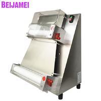 BEIJAMEI коммерческий из нержавеющей стали для пиццы тесто станок для профилирования промышленный тестовальцовочная машина для пиццы цена