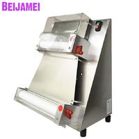 BEIJAMEI commercial stainless steel Pizza dough roller forming machine industrial pizza dough sheeter price