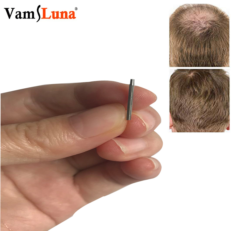 1X FUE Hair Transplant Needle Implanting Hair Follicle Extraction For Hair Thinning And Balding Treatment-Make Hair Thicker