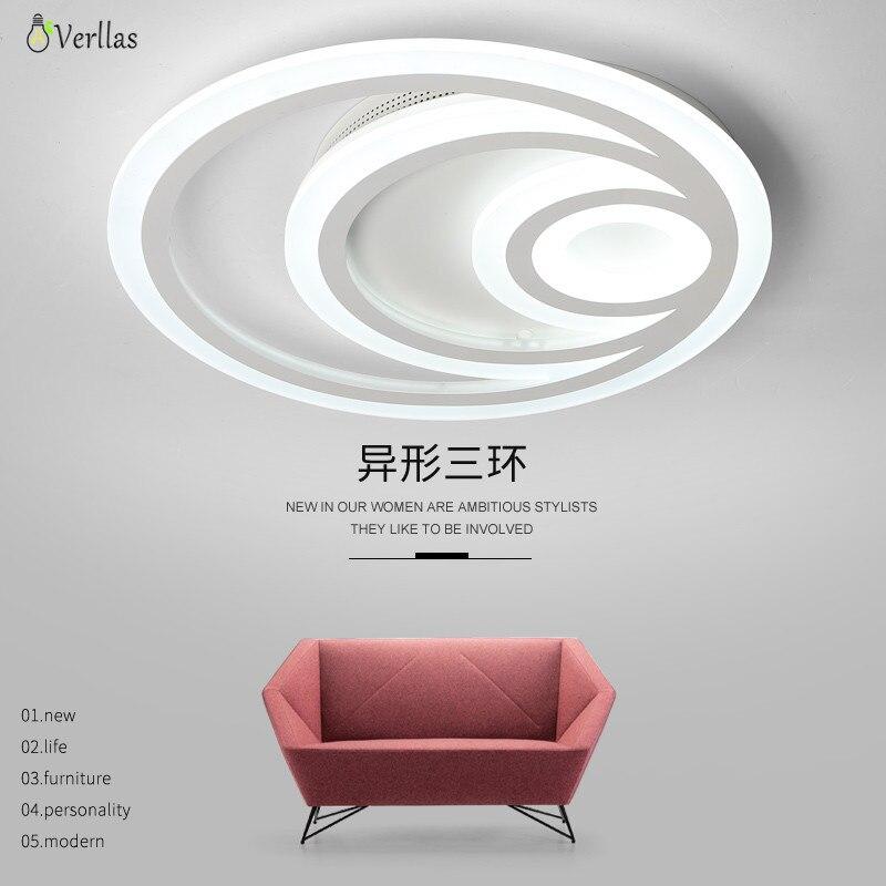 Plafond moderne à LEDs lustre éclairage chambre étude salle cuisine magasin Led i industriel décoration lampara techo luminaires