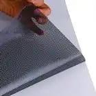 54inx16.5ft Perforated One Way Vision Print Media Vinyl Window Film Perforated Mesh Film (1.37mx5m)
