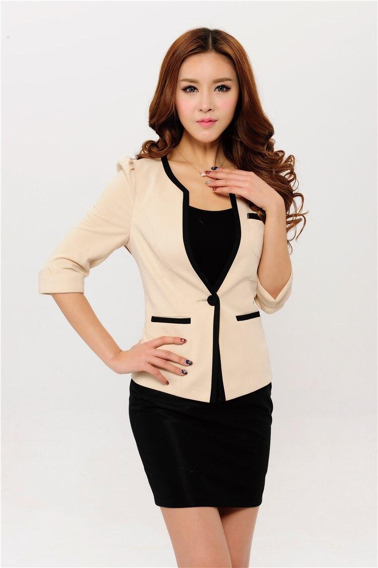 Aliexpress Com Buy New Spring Summer Female Blazer Women