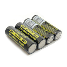 10pcs/lot TrustFire IMR 21700 3.7V 40A 4000mAh 14.8W Lithium Battery Rechargeable Batteries For Flashlights Torch 20pcs lot trustfire 21700 3 7v 40a 4000mah 14 8w lithium battery rechargeable batteries with safety relief valve for headlamp bicycle lamp