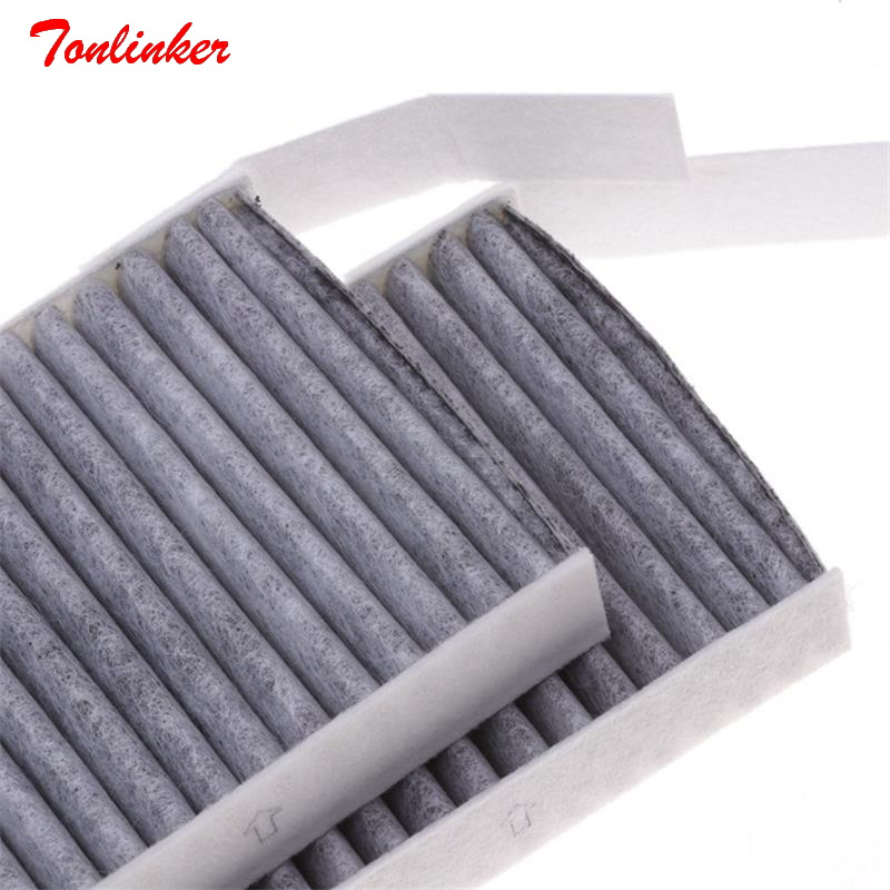 Image 5 - Tonlinker Car Cabin Air Filter Fit For Renault LATITUDE L70 2.0L 2.5L Lagunna 2.0T Model 2010 2017 2018 Filter Core 272774653R-in Cabin Filter from Automobiles & Motorcycles