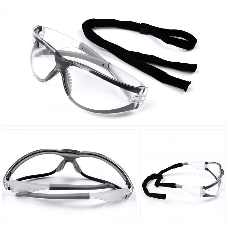 3M 11394 Safety Glasses Goggles Anti-Fog Antisand windproof Anti Dust Resistant Transparent Glasses protective working eyewear 8