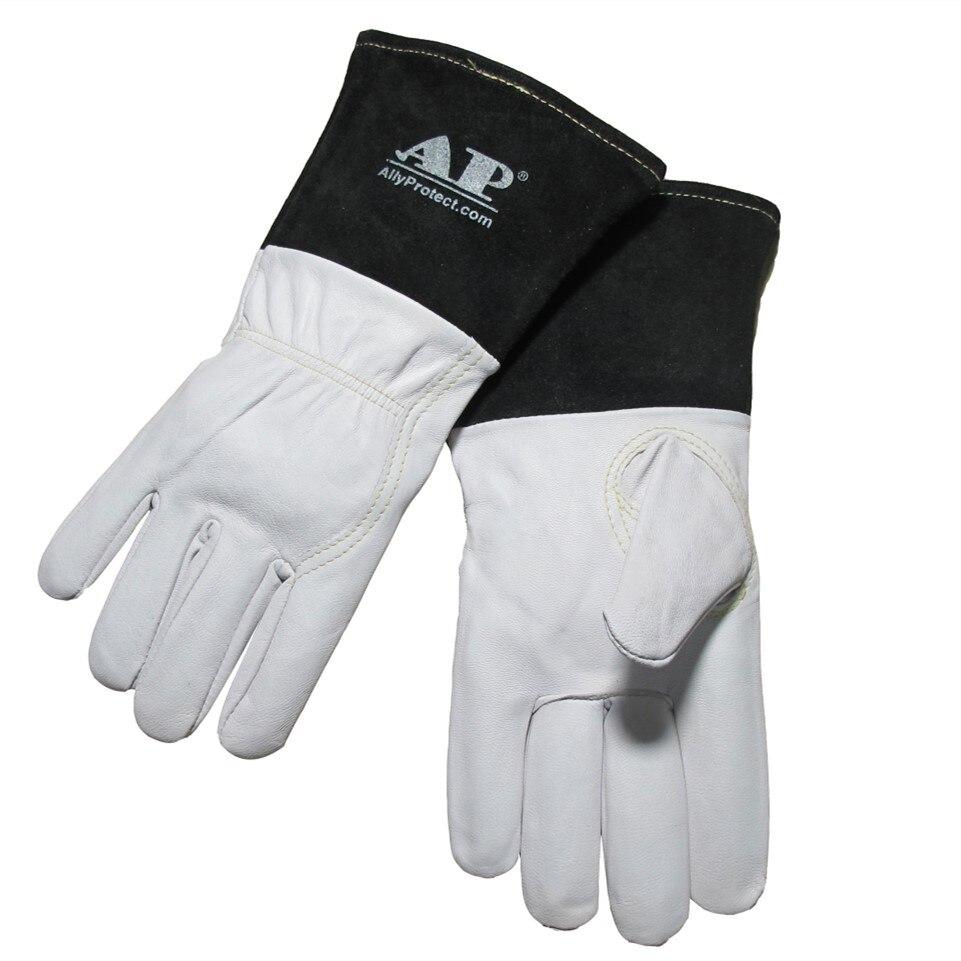 Wig-schweißen Handschuhe Weiche Empfindliche 30 cm (12