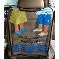 2 x Protetor de Tampa Do Assento de Carro de Volta Chutando Engrossar PVC Ambiental Mat Para Crianças Cadeiras de Criança