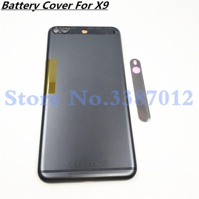 الأصلي 5.5 بوصة غطاء البطارية الخلفي الإسكان الغطاء ل HTC واحد X9u X9 عودة غطاء البطارية الباب الإسكان الخلفية حالة مع شعار