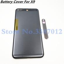 Ban đầu 5.5 inch Pin Cửa Nắp Lưng Nhà Ở Cho HTC One X9u X9 Nắp Lưng Pin Cửa Nhà Ở Phía Sau Lưng có Logo