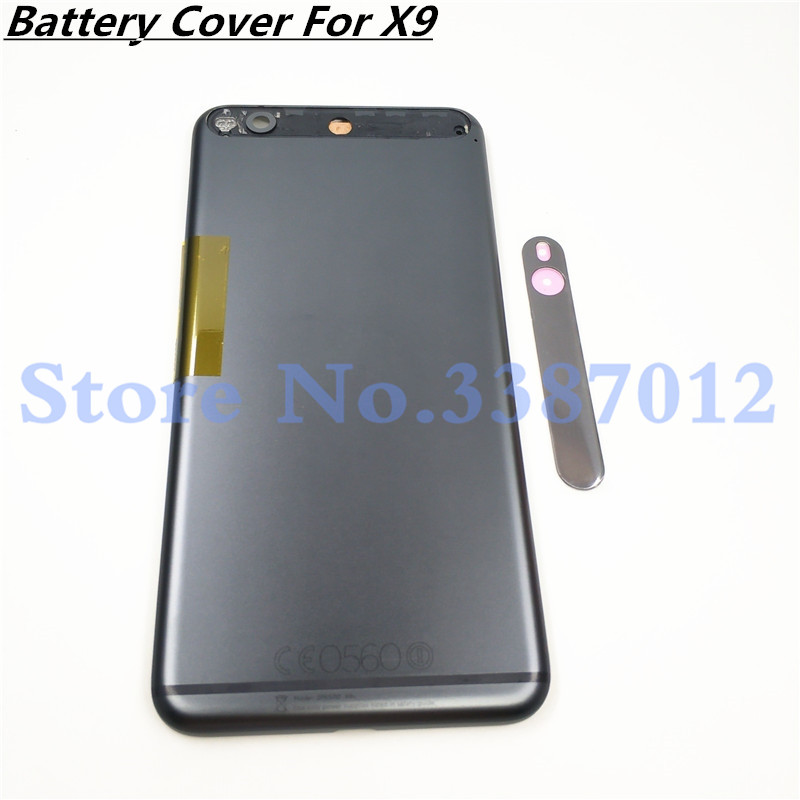 Original 5.5 Inch Battery Door Back Cover Housing For HTC One X9u X9 Back Cover Battery Door Housing Rear Case With Logo