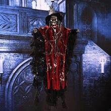 Accesorios de decoración para Halloween, accesorio para casa embrujada, Bar, Club, fiesta, utilería de decoración escalofriante