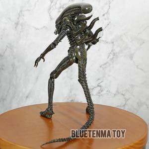 "Image 4 - NECA 1/4 SCALE 18"" ALIEN Production of 1979 Xenomorph Action Figure Figures model Doll"
