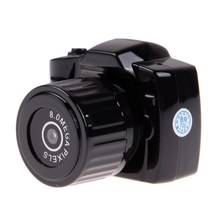 FW1S Nuevo Negro 720 P HD de Alta Definición Mini DV Cámara Grabadora de Videocámara Cámara Y3000