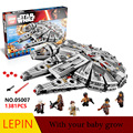Hot Building Blocks Lepin Star Wars 05007 Educational Toys For Children Best birthday gift Collection Decompression toys