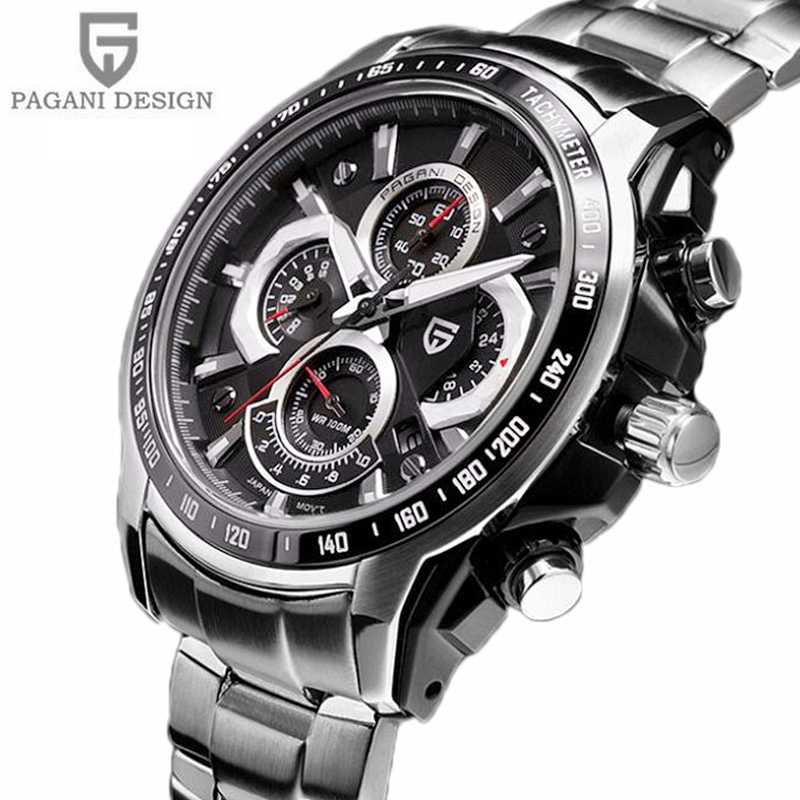 2018 Watches Men Luxury Brand Sport Watch Dive 30m Military Watches Multifunction Quartz Wristwatch Pagani Design Reloj Hombre2018 Watches Men Luxury Brand Sport Watch Dive 30m Military Watches Multifunction Quartz Wristwatch Pagani Design Reloj Hombre