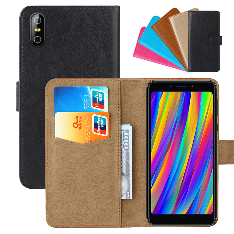Luxury Wallet Case For <font><b>teXet</b></font> <font><b>TM</b></font>-<font><b>5083</b></font> Pay 5 3G PU Leather Retro Flip Cover Magnetic Fashion Cases Strap image