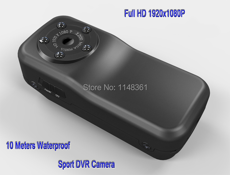 2016 New Full HD 1920x1080P Mini DV font b Camera b font Black font b Digital