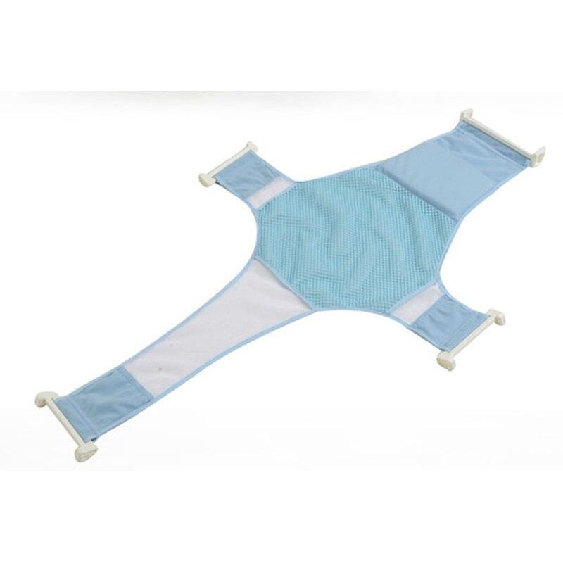 neonato bagno net bagno vasca da bagno sedile sedile supporto regolabile infantile cuffia per la doccia