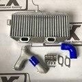 Top mount intercooler kits para subaru impreza wrx/sti gc/gf (92-00)