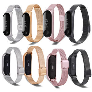 Band Metal Strap Stainless-Steel Xiaomi for 3